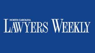 North Carolina Lawyers Weekly