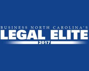 Business North Carolina Legal Elite 2017